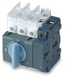 SIRCO M 3-pole load break switches - direct operation